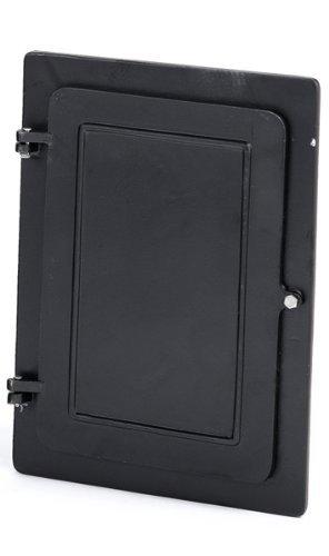 "8"" X 12"" Lyemance Cast-Aluminum Clean-Out Doors"