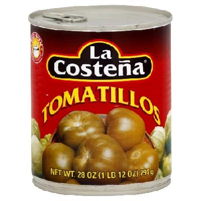 La Costena Green Tomatillo (12x28OZ )