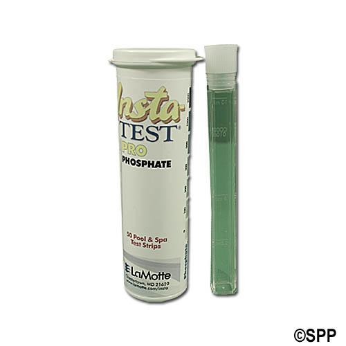 Water Testing, Test Strips, La Motte, Pro, Phosphate, 50ct
