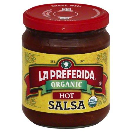 La Preferida Salsa Hot (12x16OZ )