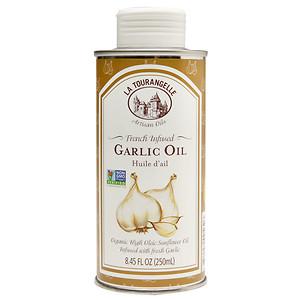 La Tourangelle Garlic Infused Oil (6x845 OZ)