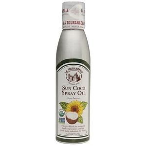 La Tourangelle Sun Coco Spray Oil (6x5 OZ)