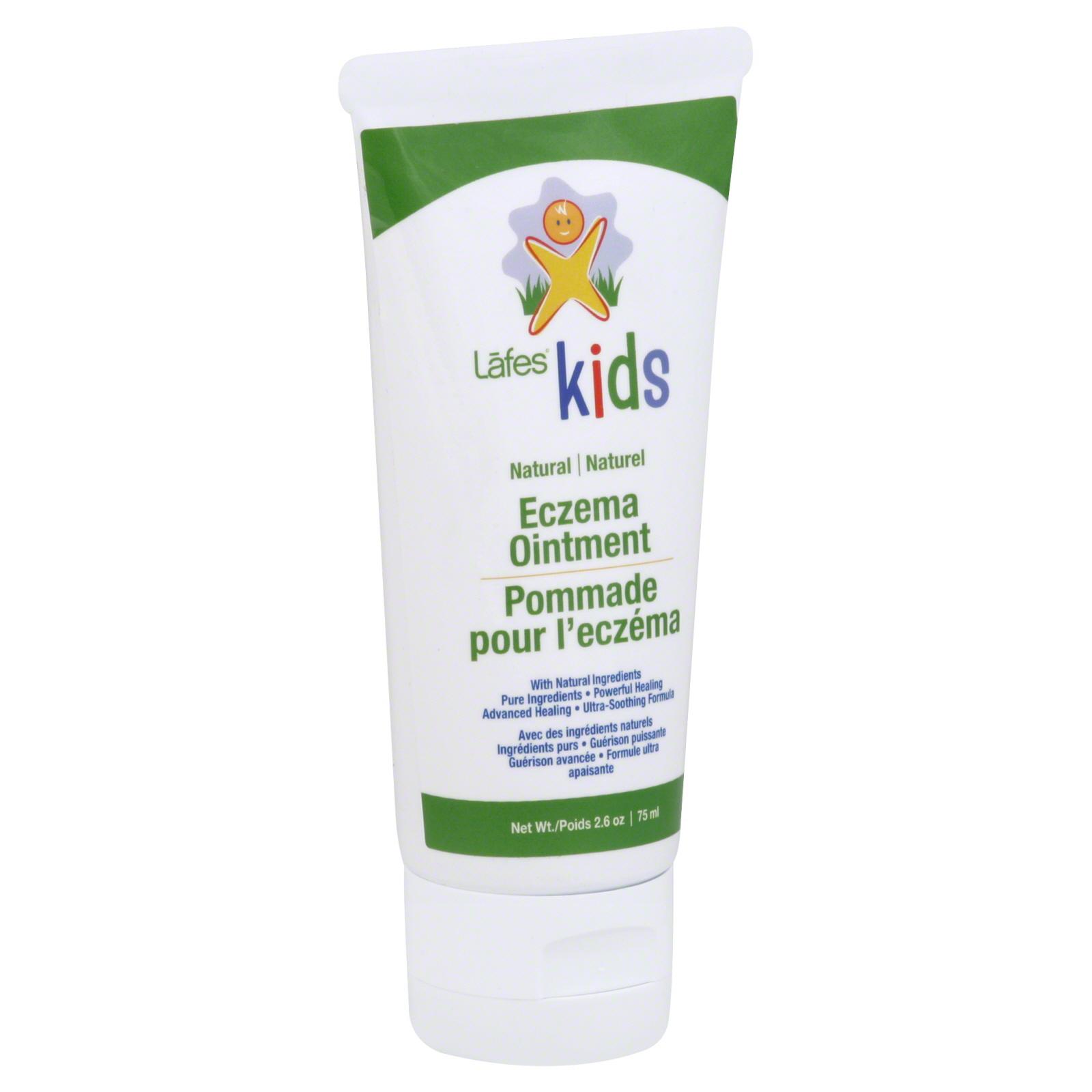 Lafe's Natural Body Care Kids Eczema Ointment 254 Oz