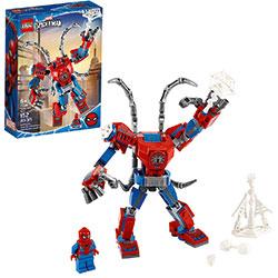 Super Heroes Spider-Man Mech