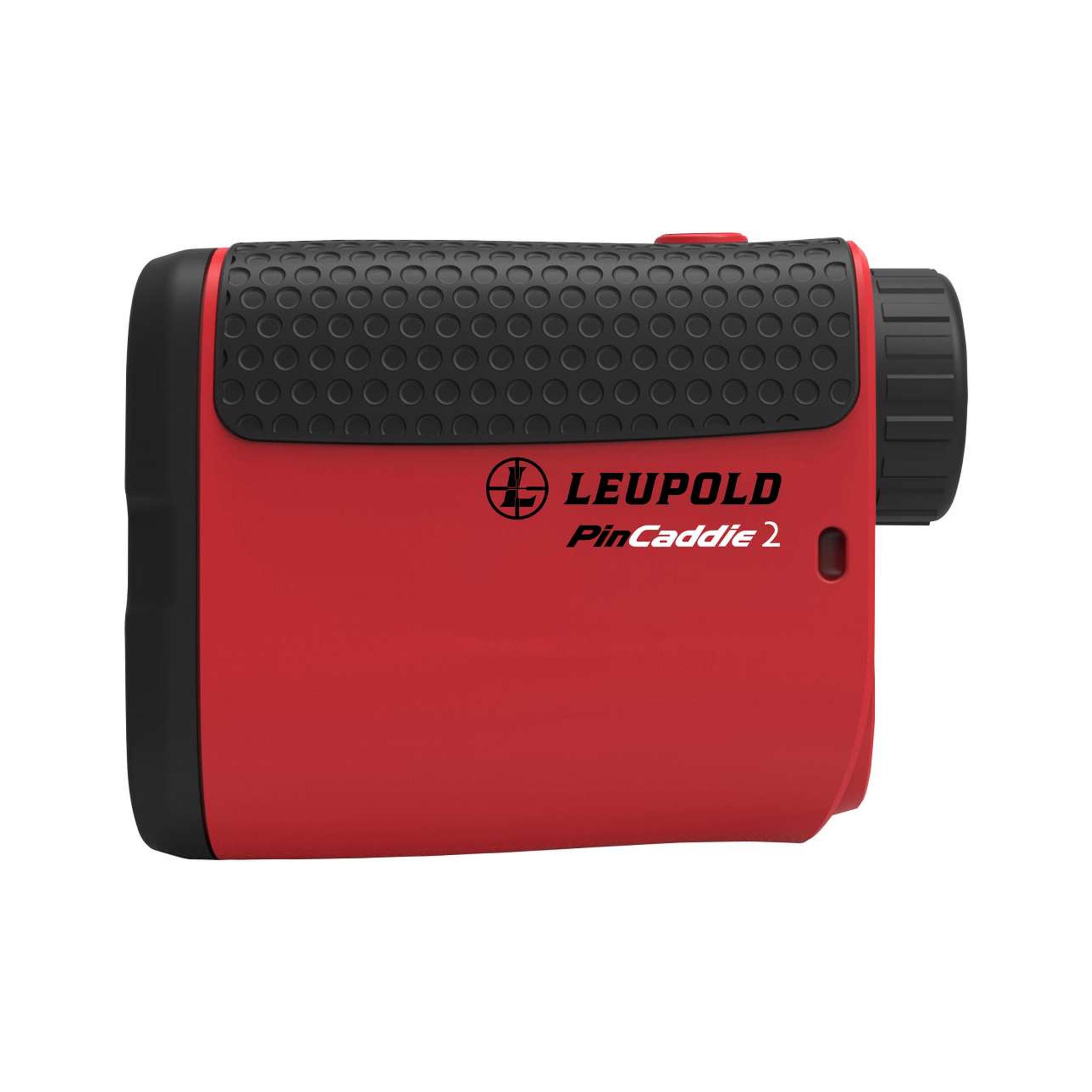 Leupold Golf PinCaddie II Golf Rangefinding Monocular