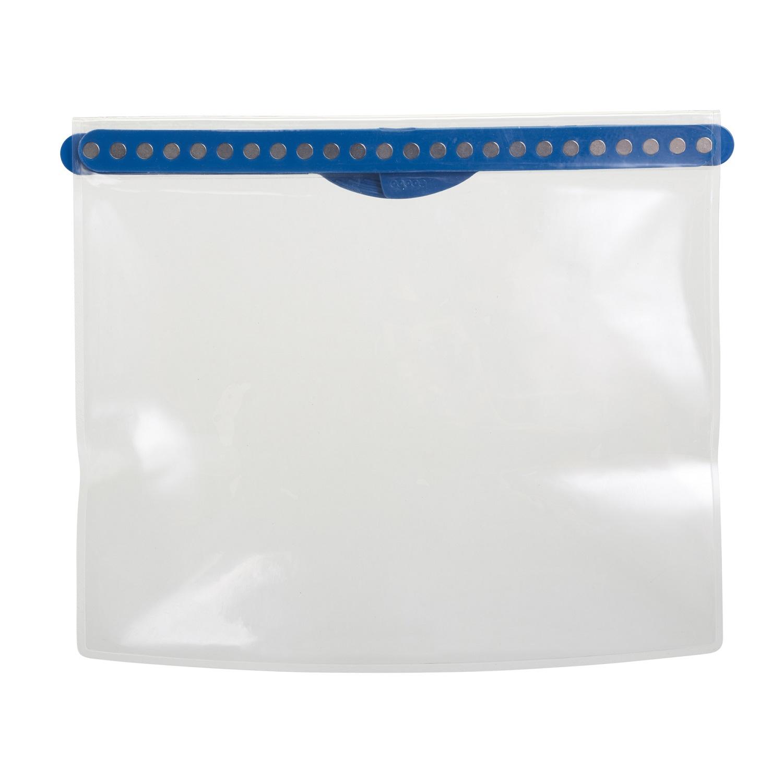 Lewis N Clark WaterSeals Magnetic Mini Tablet Pouch Blue