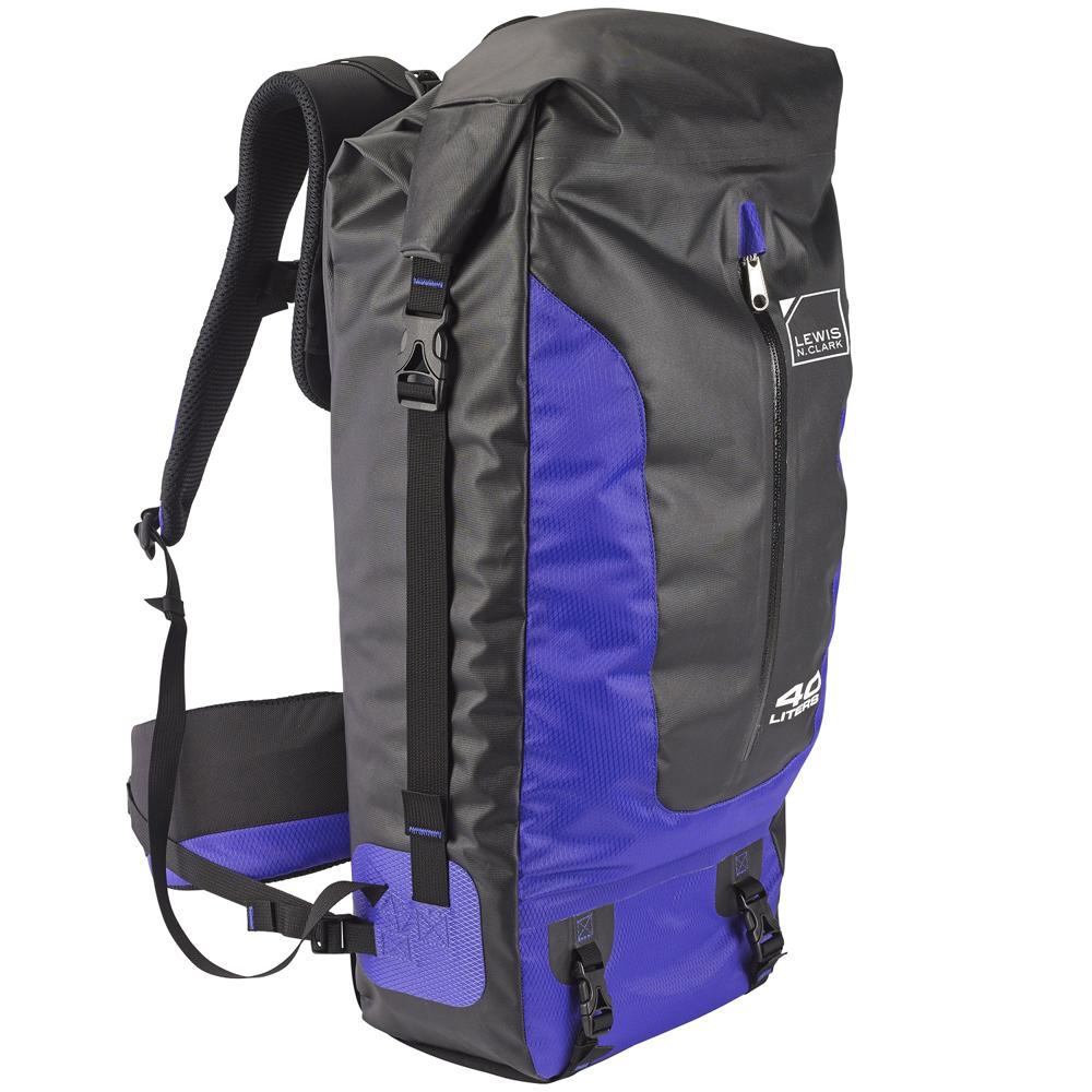 Lewis N Clark Day Pack 40L Blue