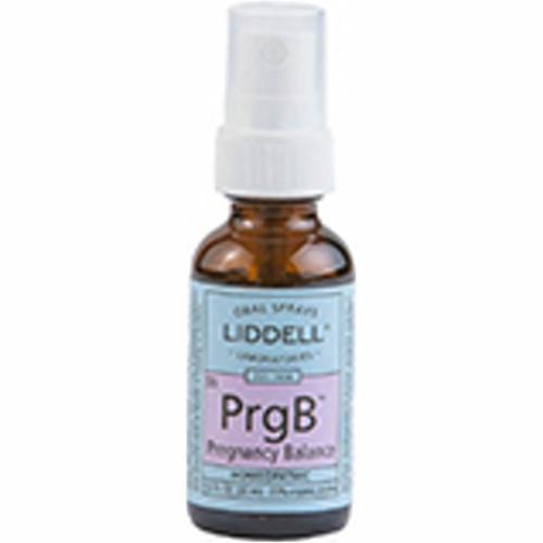 Liddell Homeopathic Pregnancy Balance  PrgB  Oral Spray  1 oz