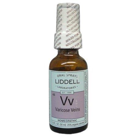 Liddell Homeopathic Varicose Veins  Vv  Oral Spray  1 oz