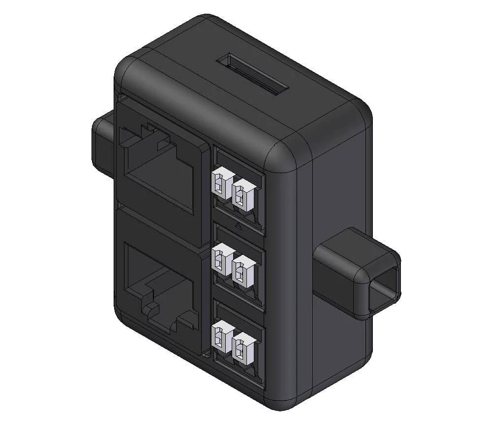Liebert SN-3C DRY Contact Sensor SN-3C