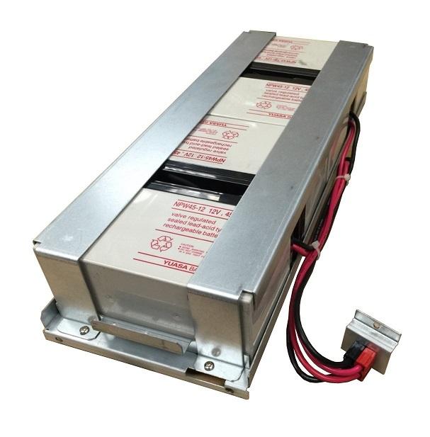 Liebert Uninterrupted Power Supply Replacement Battery Kit PS37224VXRBKIT