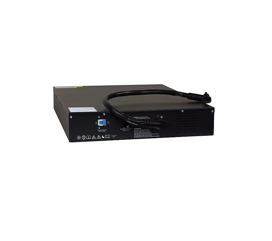 Liebert External Battery Pack Enclosure Cabinet For GXT4 UPS GXT4-72VBATT