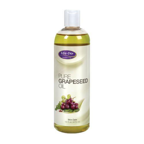 Life-Flo Pure Grapeseed Oil Organic (16 fl Oz)