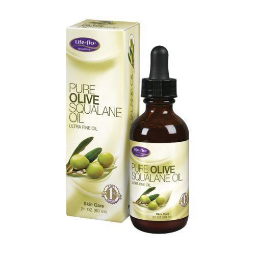 Life-Flo Olive Squalane Oil Pure 2 fl Oz