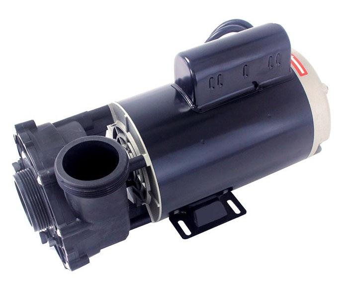 "Pump, LX 56WUA, Large Frame, 4.0HP, 230V, 12.0/4.4A, 2-Speed, 2""MBT, SD"
