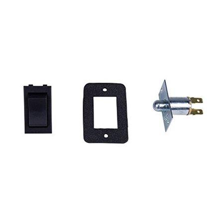 3/4IN DIAMETER CORE ROUND MAGNETIC DOOR SWITCH