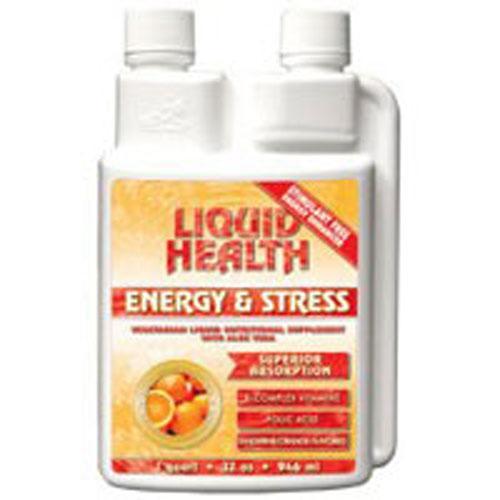 Liquid Health Energy and Stress Tangerine Orange (32 fl Oz)