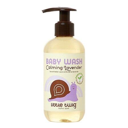 Little Twig Baby Wash Lavender  85 fl oz