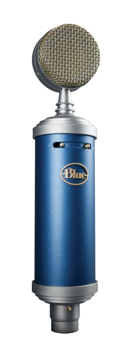 Blue XLR Microphone - Bluebird