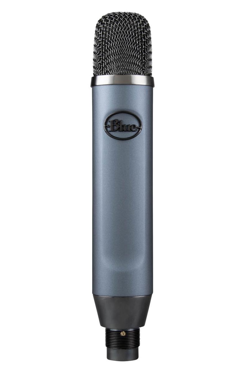 Blue XLR Microphone - Ember
