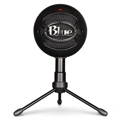 SnowballiCE USB Microphone Blk