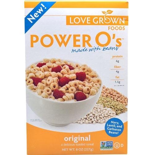 Love Grown Foods Power Os Original (6x8 OZ)