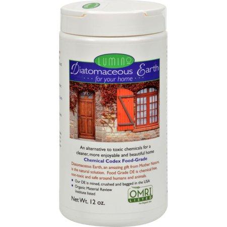 Lumino Home Diatomaceous Earth 12 Oz