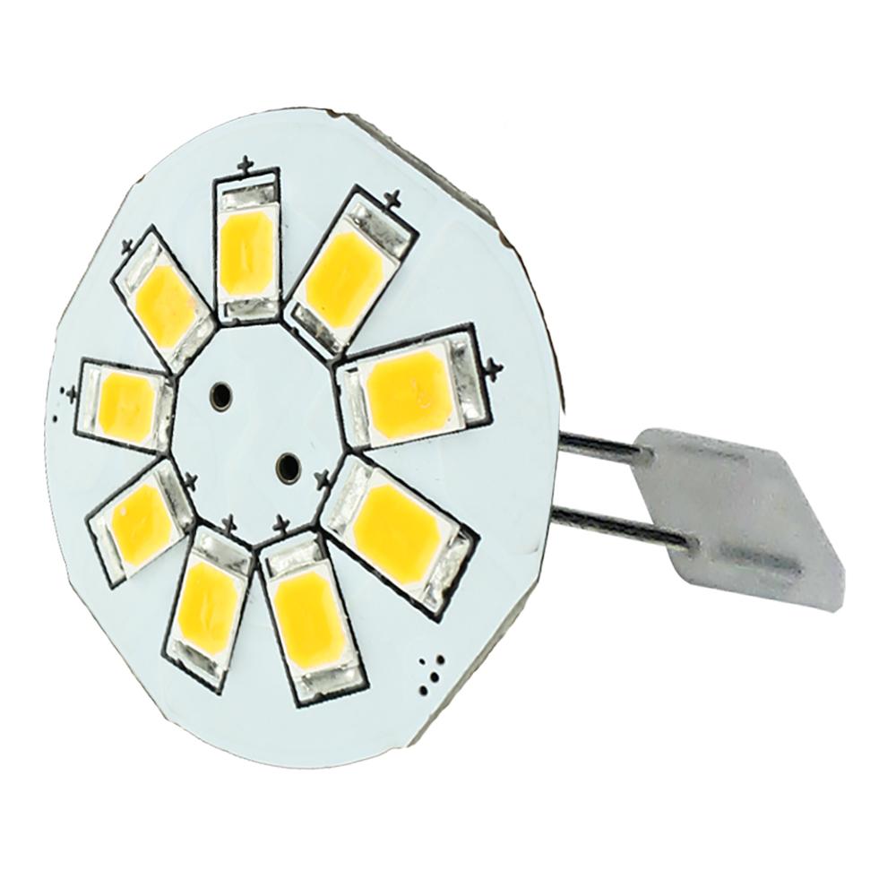 "Lunasea G4 Back Pin 0.9"" LED Light - Warm White"