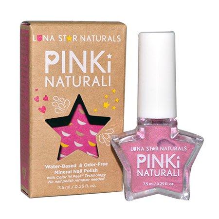 Lunastar Pinki Naturali Nail Polish Concord (Baby Purple) 25 fl Oz