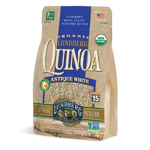 Lundberg Antique White Quinoa (6x1 LB  )