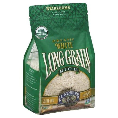 Lundberg Long White Rice (6x2LB )