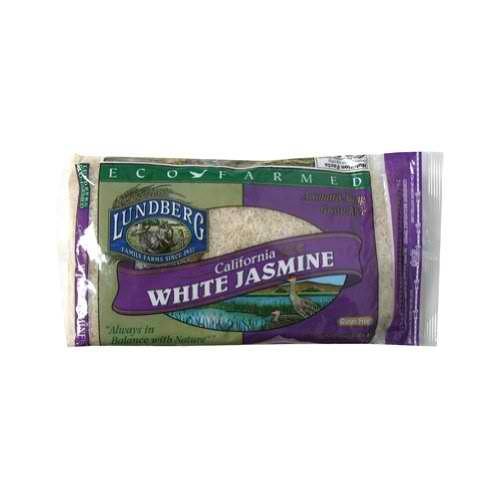 Lundberg Farms Jasmine White Ca Rice (1x25lb)