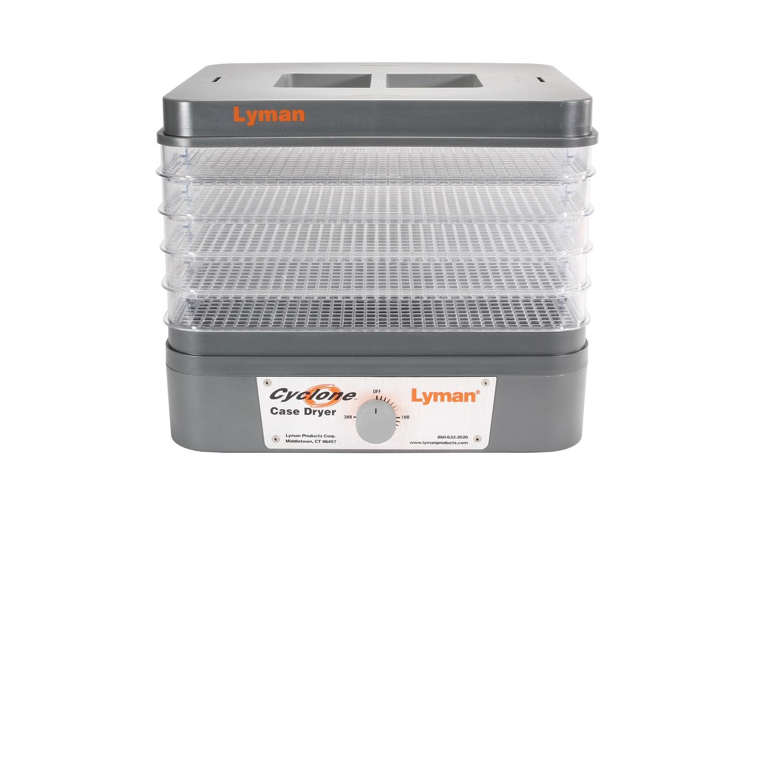 Lyman Cyclone Case Dryer 115v
