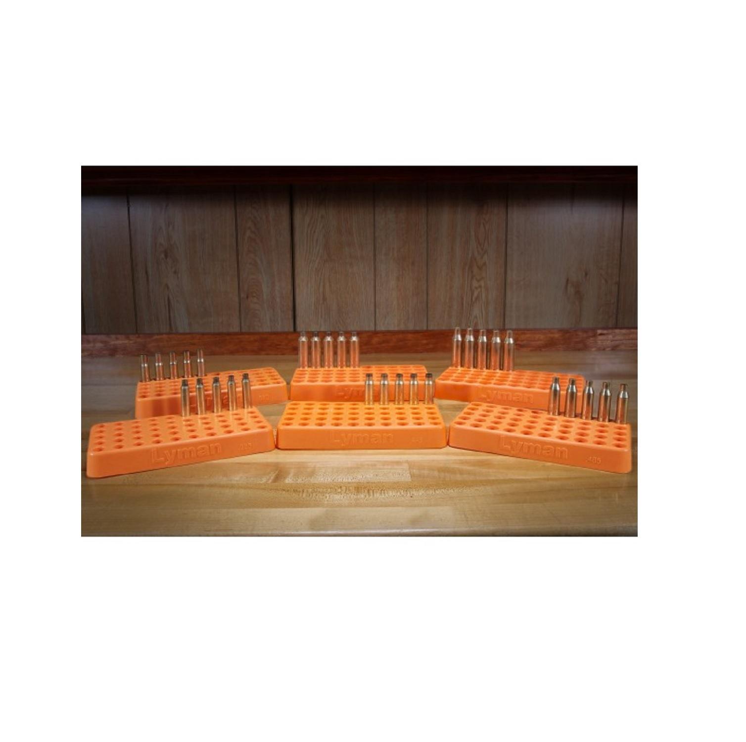 Lyman Custom Fit Loading Block .565 Diameter Orange