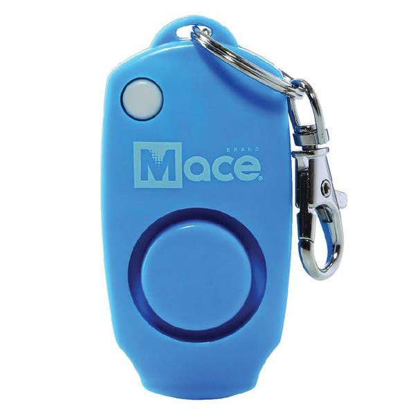 Mace Brand 80733 Personal Alarm Keychain (Blue)