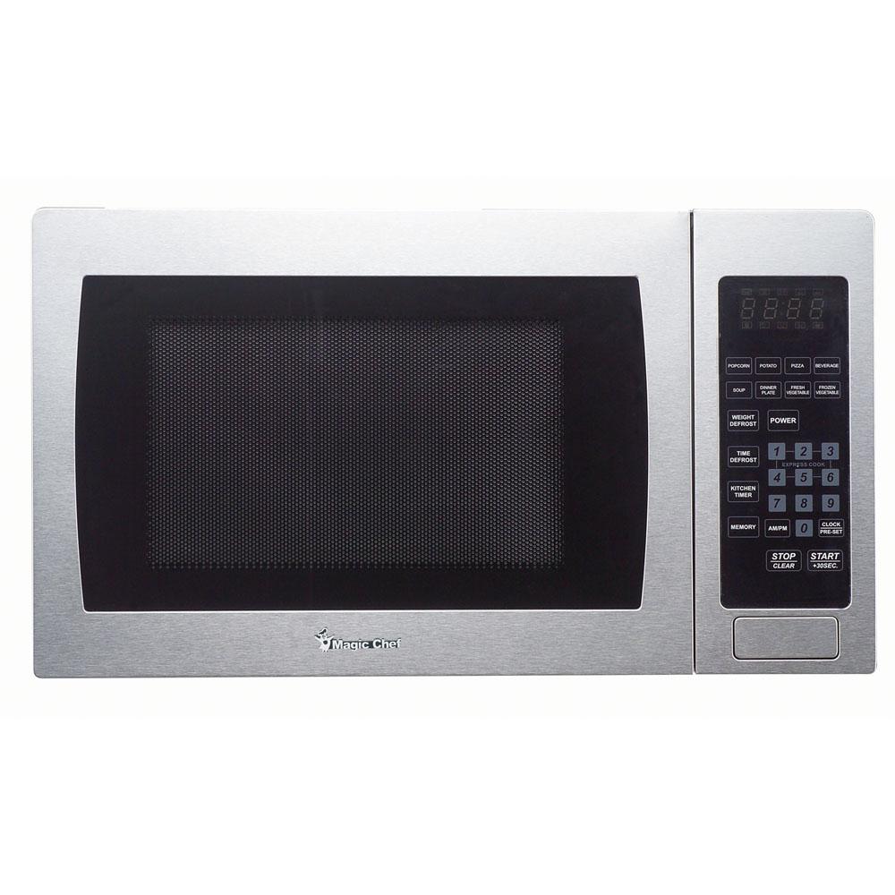 0.9 Cu Ft Countertop 900 Watt Digital Touch
