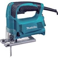 Makita 4329K Top Handle Corded Jig Saw, 120 V, 3.9 A, 11/16 in Stroke, 500 - 3100 spm
