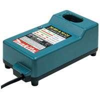 Makita DC1804 Multi-Voltage Universal Battery Charger, Ni-Cd/Ni-MH, 1 Battery