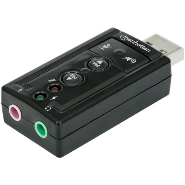 HISPD USB 3D 7.1 SND ADPT