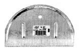 978 3/16X5/32 V-NOTCH SPREADER