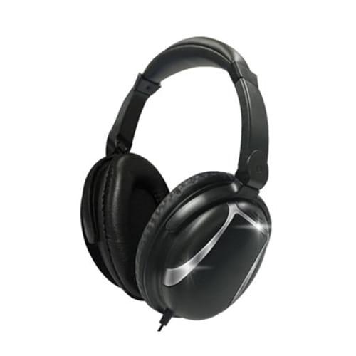 Bass 13 Wireless Headphone with Mic, Black