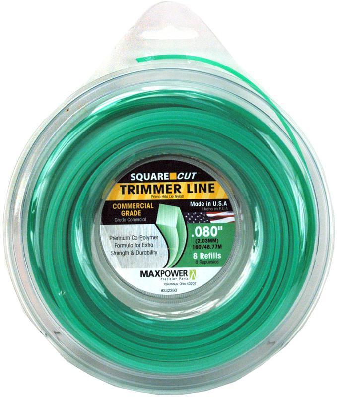 332280 .080 160 FT. TRIMMER LINE