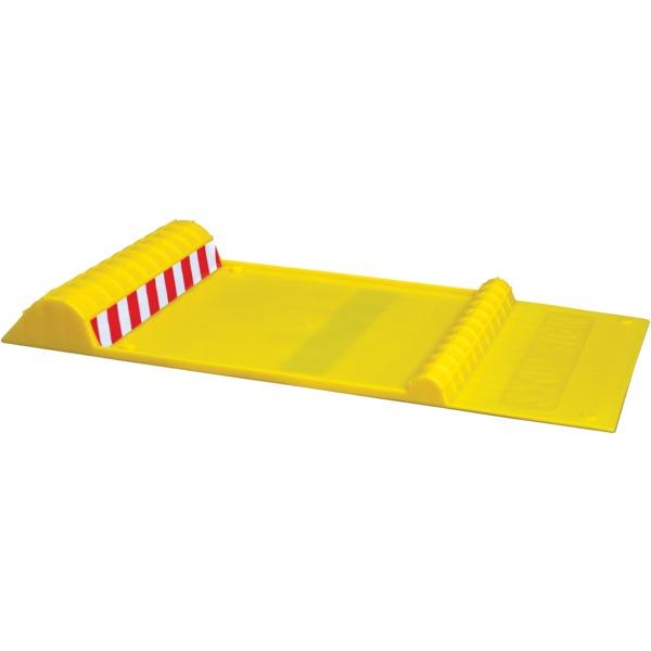 MAXSA Innovations 37356-RS Park Right Parking Mat (Yellow)