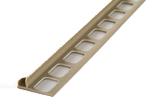 31393 5/16X96BEIG PVC BULLNOSE