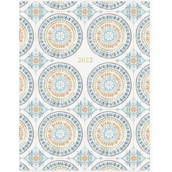 Santiago Monthly Planner, 11 x 8.5, 2022
