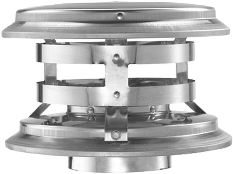 3Pvl-Vc 3 In. Vertical Cap Pellet Vent