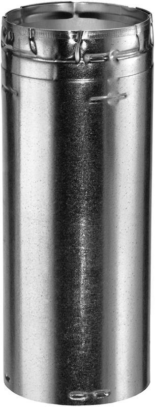 "3"" X 18"" Round Rigid Type B Gas Vent Pipe - 3GV18"