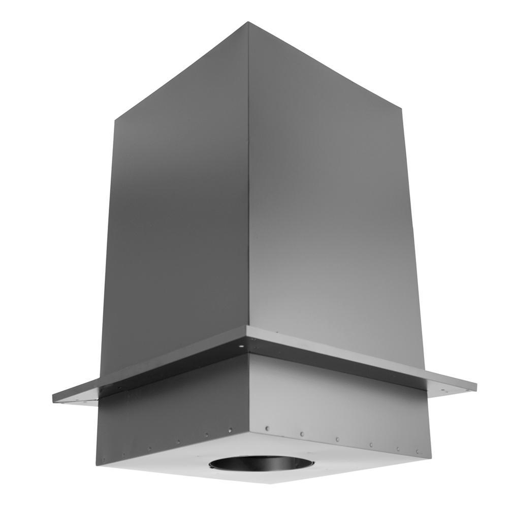 """6"""" DuraPlus 36"""" Square Ceiling Support Box - 6DP-CS36"""