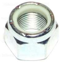 Midwest 03656 Hex Locknut, 3/4-10, Nylon Insert, Zinc Plated
