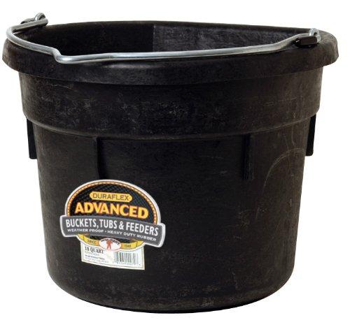 Df18Fb 18 Quart Flat Back Bucket
